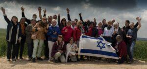 Groep Israel Idoed reis