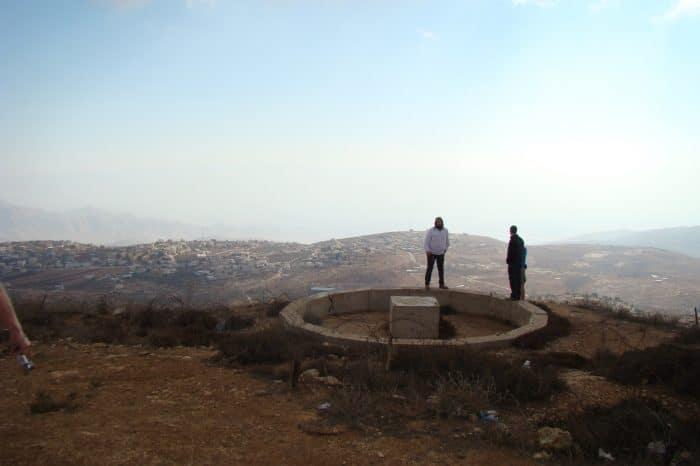 Bemoediging in het Hartland Israël