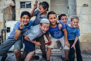 joodse jongens