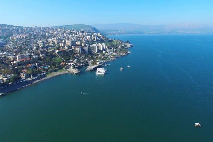 Israëlreis rondom het Meer van Galilea