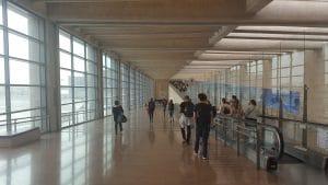 luchthaven Ben Gurion
