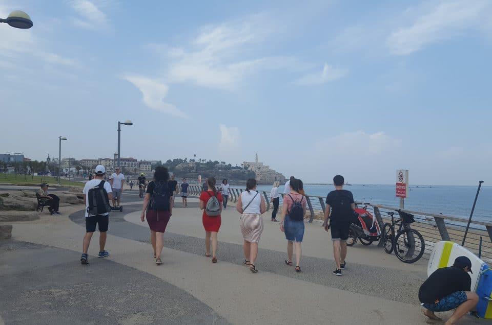 Jongerenreis Israel juli2016