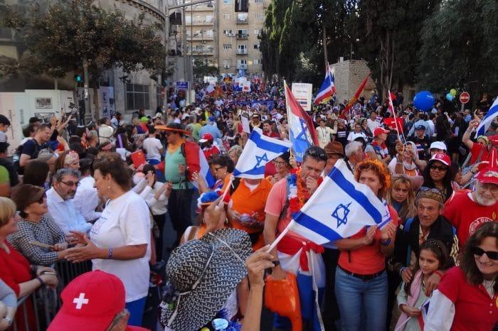 Loofhuttenfeest met Jeruzalemmars 2019