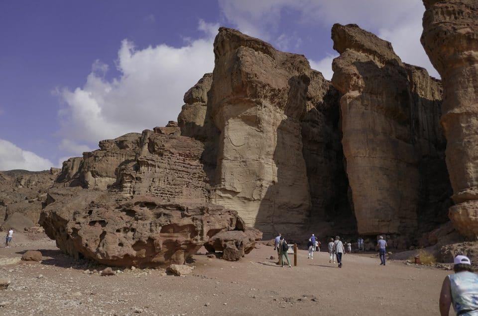 """Reisverslag """"Ontdekkingsreis Jordanië en Israël"""""""