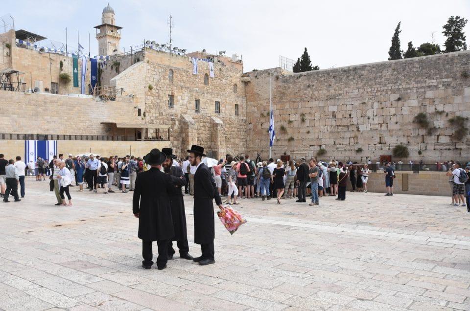 Reiservaring Vrienden van Israël
