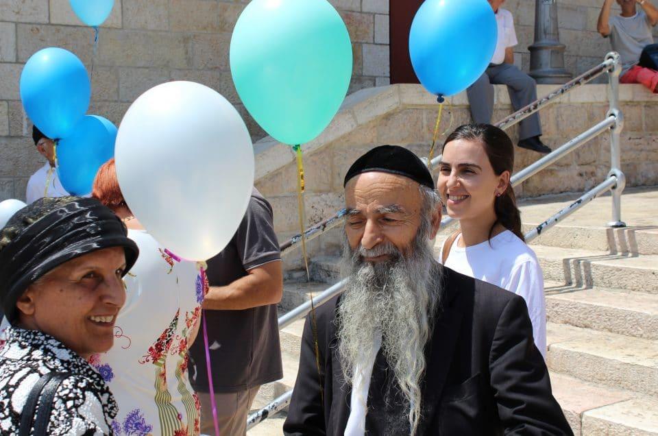 Reisverslag Familiereis Israël in Woord en Beweging