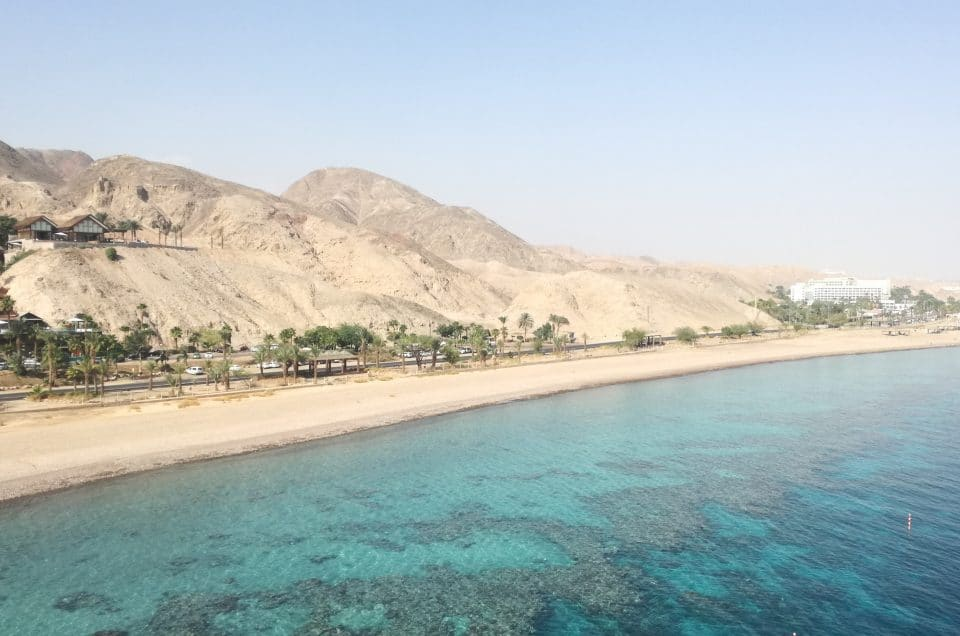 Reisverslag Israëlreis van Eilat naar Jeruzalem (1)