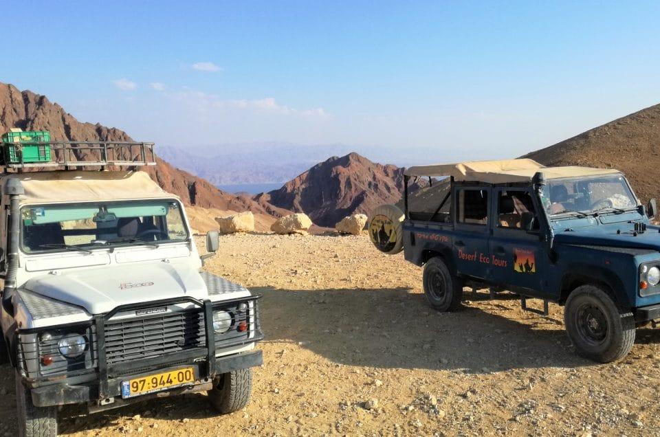 Reisverslag Israëlreis van Eilat naar Jeruzalem (3)