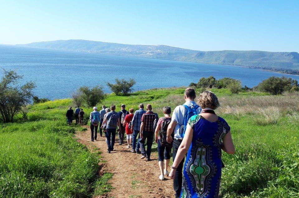 """Reisverslag Israëlreis """"Land van de profeten"""" (1)"""