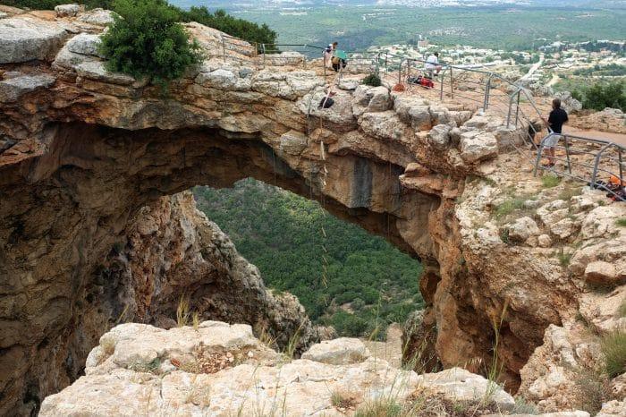 Zesdaagse voorjaarsreis naar Israël
