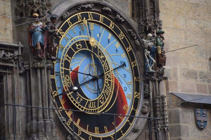 Joods erfgoed in Praag in mei