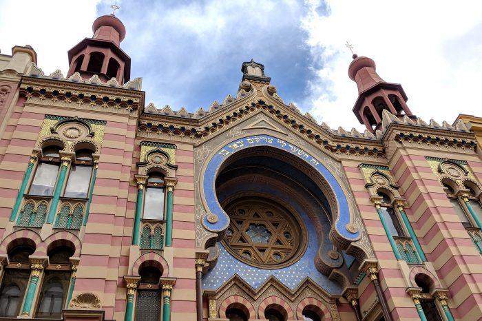 Joods erfgoed in Praag in juni