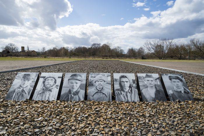 Van Sachsenhausen naar Ravensbrück in maart
